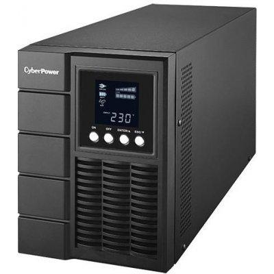 Источник бесперебойного питания CyberPower OLS1500E 1500VA/1200W (1PE-C000181-00G)Источники бесперебойного питания CyberPower<br>USB/RJ11/45/SNMP (4 IEC)<br>