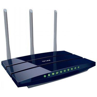 Wi-Fi роутер TP-LINK TL-WR1045ND (TL-WR1045ND) wi fi роутер tp link tl wr840n 300 мбит с пластик цвет белый