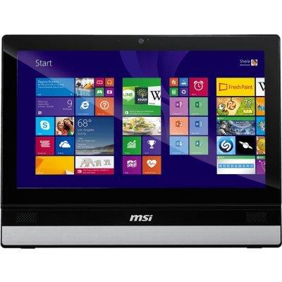 Моноблок MSI Adora22 2M-024RU (9S6-ACB111-024)Моноблоки MSI<br>MSI Adora22 2M-024RU i3-4100M 8Gb 1Tb nV GT740M 2Gb 21.5 FHD DVD(DL) BT Cam Win8.1 Серебристый<br>