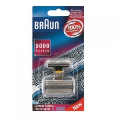 Сетка для бритвы Braun 5000CP Cетка+р.бл (5000 CP (Сет+р.б))