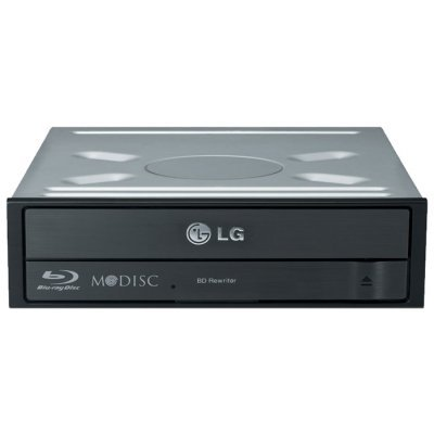 Оптический привод DVD для ПК LG BH16NS40 Black (BH16NS40.AUAE20B) привод для ноутбука blu ray lg bu40n sata черный oem