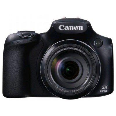 Цифровая фотокамера Canon PowerShot SX60 HS (9543B002) original new canon powershot sx60 hs digital camera sx60hs 65x optical zoom 16 1 mp