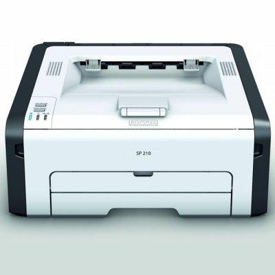 Монохромный лазерный принтер Ricoh SP 210 (407600H)
