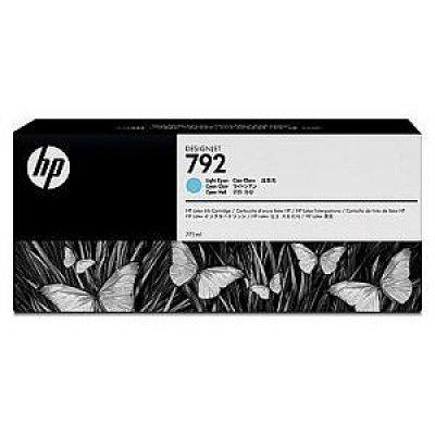 Картридж для струйных аппаратов HP CN709A №792 для Designjet L26500 светло-голубой (CN709A)Картриджи для струйных аппаратов HP<br>HP 792 775ml Lt Cyan Latex Ink Cartridge<br>