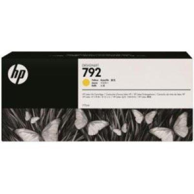 Картридж для струйных аппаратов HP CN708A №792 для Designjet L26500 желтый 775мл (CN708A)Картриджи для струйных аппаратов HP<br>HP 792 775ml Yellow Latex Ink Cartridge<br>