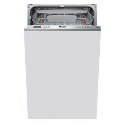 Посудомоечная машина Hotpoint-Ariston LSTF 7H019 C RU (LSTF 7H019 C RU)Посудомоечные машины Hotpoint-Ariston<br>Встраиваемые посудомоечные машины/ 82x44.5x55 см, 10 комплектов,  7 программ, расход 10л, цифровой дисплей, половинная загрузка, нержавеющая сталь<br>