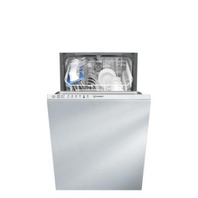 Посудомоечная машина Indesit DISR 16B EU (DISR 16B EU)Посудомоечные машины Indesit<br>Встраиваемые посудомоечные машины/ 82x44.5x55 см, 10 комплектов, 6 программ, расход 10л, LED индикаторы, белая<br>