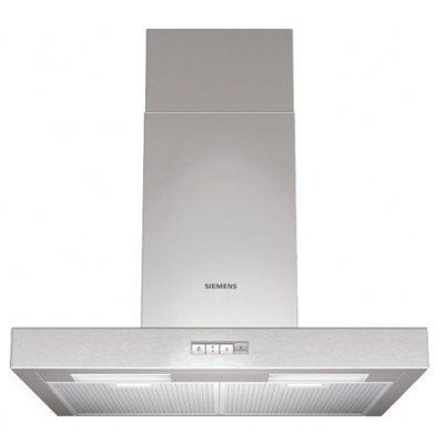 Вытяжка Siemens LC 64 BA 522 IX (LC64BA522)Вытяжки Siemens<br>каминная вытяжка<br>    монтируется к стене<br>    отвод / циркуляция<br>    для стандартных кухонь<br>    ширина для установки 60 см<br>    электронное управление<br>