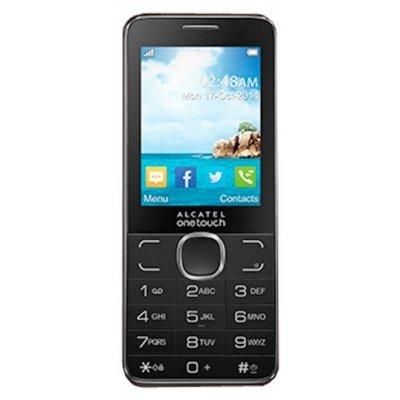 Мобильный телефон Alcatel One Touch 2007D dark Grey (2007D-2AALRU1)Мобильные телефоны Alcatel<br><br>
