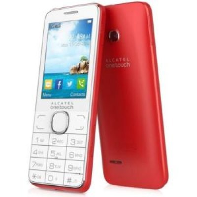 Мобильный телефон Alcatel One Touch 2007D White/Red (2007D-2CALRU1)Мобильные телефоны Alcatel<br>экран: 2.4 дюйма, TFT, 320240, камера: 3Мп, FM-радио, время работы в режиме разговора, до: 5.3ч, в режиме ожидания, до: 375ч<br>