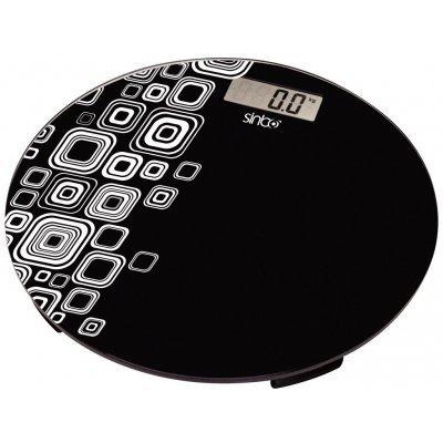 Весы Sinbo напольные электронные SBS 4428 серый (SBS 4428 серый)Весы Sinbo<br>Sinbo SBS-4428 - электронные весы из закаленного стекла с ЖК-дисплеем, которые предназначены для точного отображения вашего веса с максимальной нагрузкой до 150 кг. Модель очень тонкая и легко разместится под шкафом или под кроватью. С этим устройством вы сможете регулярно следить за своим весом.<br>