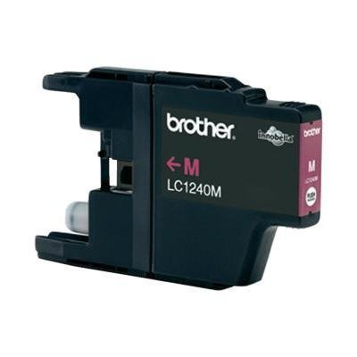 Картридж для струйных аппаратов Brother LC-525XLM для DCP-J100 DCP-J105 DCP-J200 1300стр Пурпурный LC525XLM (LC525XLM) dcp j100 j100 j200 j105 original printhead for brother dcp j100 j105 mfc j200 j132 t700w t500w printers