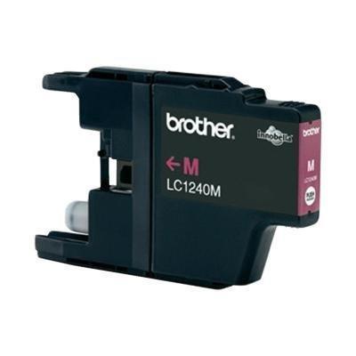 Картридж для струйных аппаратов Brother LC-525XLM для DCP-J100 DCP-J105 DCP-J200 1300стр Пурпурный LC525XLM (LC525XLM) 12 pieces lot refillable ink cartridge for brother lc549 545 for brother dcp j100 mfc j200 j105 printers