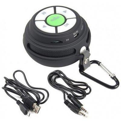 Аудиомагнитола Rolsen RBM612BT-BL черный (1-RLAM-RBM612BT-BL)Аудиомагнитолы Rolsen<br>Rolsen RBM-612BT - это портативная акустическая система, совместимая с большинством аудио устройств. Небольшие размеры и встроенный аккумулятор дают возможность использовать колонки в мобильном режиме, в любом месте, где нет электричества. Скромные с виду динамики обеспечивают вполне серьезную громк ...<br>