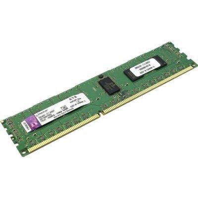 Модуль оперативной памяти ПК Kingston KVR16R11S8/4 DDR3 4Gb (KVR16R11S8/4)