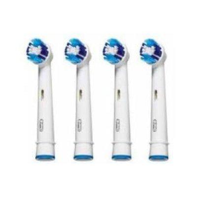 Насадка для зубной щетки Braun Oral-B P.Clean EB20 3+1шт (81429917)