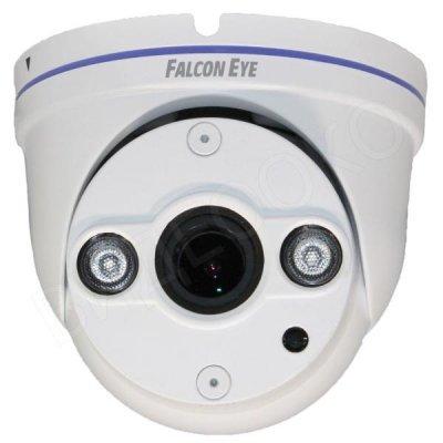 Камера видеонаблюдения Falcon Eye FE-IPC-DL130PV (FE-IPC-DL130PV)Камеры видеонаблюдения Eye<br>1.3 мегапиксельная уличная купольная, H.264, протокол ONVIF<br>