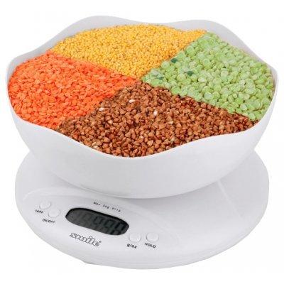 Весы кухонные Smile KSE 3211 (электрон.) (KSE 3211 (электрон.))
