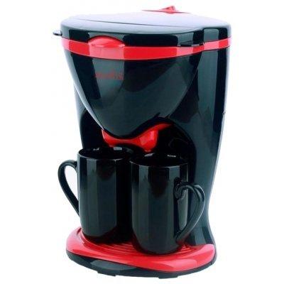 Кофеварка Smile КА 783 (КА 783)Кофеварки Smile <br>кофеварка капельного типа возможность подключения к водопроводу постоянный фильтр корпус из пластика<br>