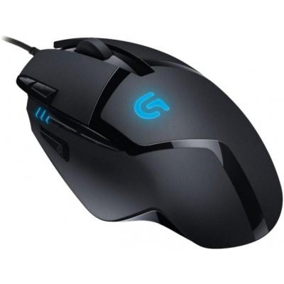 Мышь Logitech G402 Black USB (910-004067) (910-004067)Мыши Logitech<br>Мышь (910-004067) Logitech Gaming Mouse G402 Hyperion Fury USB Optical &amp;amp; Fusion Engine, 240 - 4,000<br>