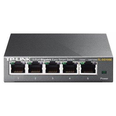 Коммутатор TP-Link TL-SG105E (TL-SG105E)