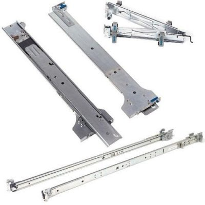 Крепеж 2/4 Post Static Rack Rails Kit for Dell PowerEdge R220, (770-BBHI) (770-BBHI)Комплекты для монтажа в стойку Dell<br>2/4 Post Static Rack Rails Kit for Dell PowerEdge R220, (770-BBHI)<br>