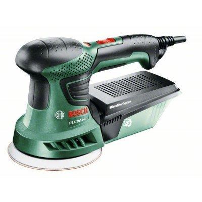 Шлифовальная машина Bosch PEX 300 AE 270Вт (06033A3020) шлифовальная машина bosch gss 230 ave professional