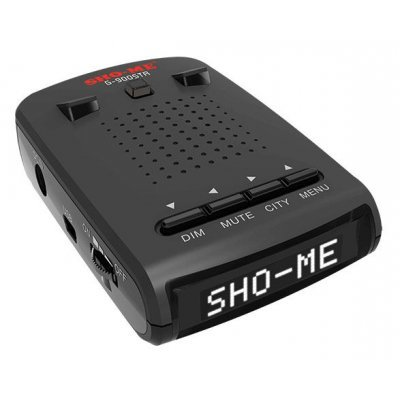 Радар-детектор Sho-Me G-900 STR (G-900 STR WHITE)Радар-детекторы Sho-Me<br>Нерабочий уцененный товар. Не работает GPS. Товар обмену и возврату не подлежит.<br>