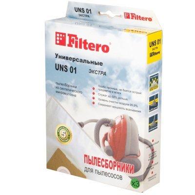Пылесборник для пылесоса Filtero UNS 01 (2) Экстра (UNS 01 (2) ЭКСТРА)Пылесборники для пылесосов Filtero<br><br>