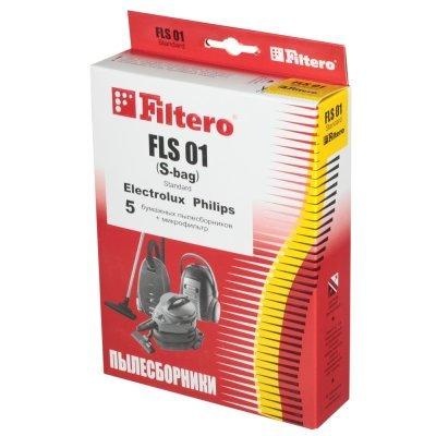 Пылесборник для пылесоса Filtero SIE 01 (5+ф) Standard (SIE 01 (5+Ф) STANDARD)Пылесборники для пылесосов Filtero<br>Мешки-пылесборники Filtero FLS 01 Standard 5 штук. Бумажные пылесборники Filtero произведены из специальной двухслойной фильтровальной бумаги на оборудовании соответствующему европейскому стандарту качества ISO 9002.<br>