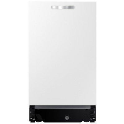 Посудомоечная машина Samsung DW50H4030BB (DW50H4030BB/WT)Посудомоечные машины Samsung<br>Тип<br>    узкая <br><br>Установка<br>    встраиваемая полностью <br><br>Вместимость<br>    9 комплектов <br><br>Класс энергопотребления<br>    A <br><br>Класс мойки<br>    A <br><br>Класс сушки<br>    A <br><br>Тип управления<br>    электронное <br><br>Дисплей<br>    есть <br><br>Защита от детей<br>    есть <br><br>Технические характеристики<br><br>Расход воды<br>    10 л <br><br>Максимальная ...<br>