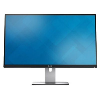 Монитор Dell 27 U2715H (2715-0876)Мониторы Dell<br>DELL U2715H 27, 16:9, IPS, 2560x1440, 6ms, 350cd/m2, 2M:1, 178/178, Height adjustable, Tilt, DP, MiniDP, 2xHDMI, 4xUSB 3.0, Black, 3 Y<br>