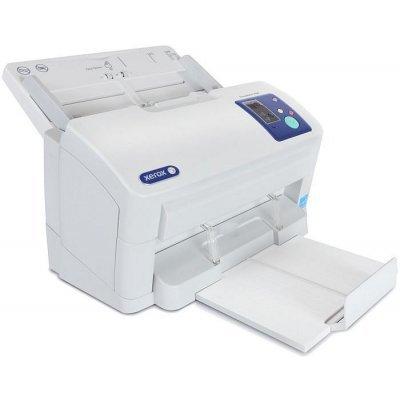Сканер протяжной DADF Xerox DocuMate 5445i (100N02940)Сканеры Xerox<br>Протяжной дуплексный сканер формата A4,  скорость 45/90 стр./мин.,  разрешение 600 dpi, суточная нагрузка до 6000 страниц<br>