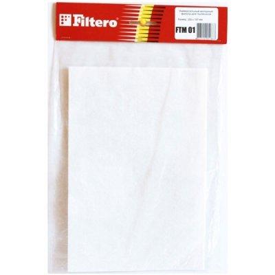Фильтр для пылесоса Filtero FTM 01 (FTM 01)Фильтры для пылесоса Filtero<br>микрофильтр<br>