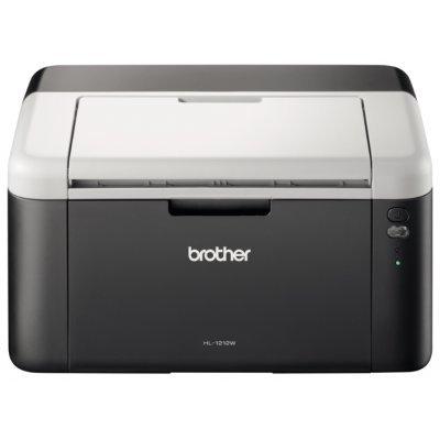 Монохромный лазерный принтер Brother HL-1212WR (HL1212WR1) принтер brother hl l2340dwr лазерный цвет черный [hll2340dwr1]