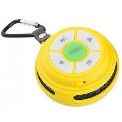 Аудиомагнитола Rolsen RBM612BT-YE желтый (1-RLAM-RBM612BT-YE)
