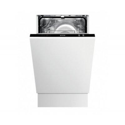 Посудомоечная машина Gorenje GV50211 (GV50211)Посудомоечные машины Gorenje<br>узкая напольная посудомоечная машина<br>    встраиваемая полностью<br>    сушка путем испарения горячих капель<br>    экономичный расход воды<br>    минимальный расход электричества<br>    тщательное полоскание посуды<br>