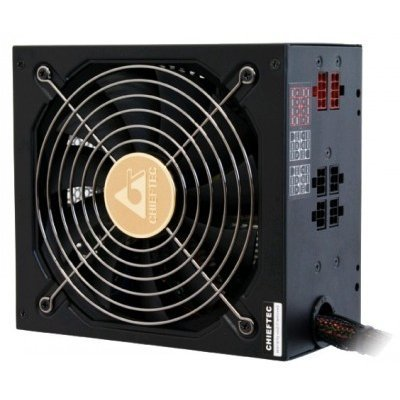 Блок питания ПК Chieftec APS-1000CB 1000W (APS-1000CB)Блоки питания ПК Chieftec<br>Chieftec PSU APS-1000CB EPS12V 1000W Cable Manag APFC Retail 14cm Fan, 80+, Fix 24+(4+4)+8+6+(6+2), Cable Man 6x2,(6+2)x2, MolX6,fddX2,SATAX6<br>