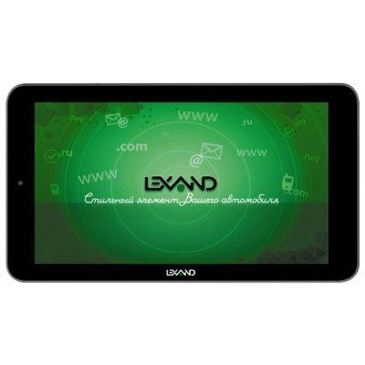 Навигатор GPS Lexand SB7 HD (SB7 HD)Навигаторы GPS Lexand<br>планшет с Android 4.4<br>    экран 7, 1024x600<br>    встроенная память 4 Гб<br>    поддержка карт памяти microSDHC<br>    связь по Wi-Fi, Bluetooth, 3G<br>    работа в режиме сотового телефона<br>    навигация GPS<br>