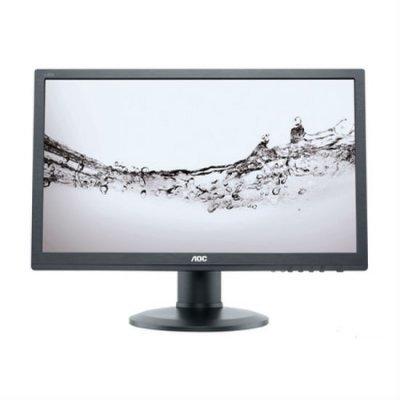 Монитор AOC e2460Pq black (E2460PQ/BK)Мониторы AOC<br>МОНИТОР 24 AOC E2460PQ/BK Black с поворотом экрана (61 cm, LED, LCD, Wide, 1920x1080, 2 ms, 170°/160°, 250 cd/m, 50M:1, +DVI, +DisplayPort, +MM)<br>