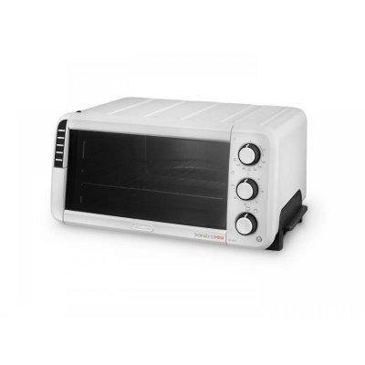 Минипечь Delonghi EO12012 (EO12012)Минипечи Delonghi<br>объем: 12.5л; управление: механическое; температура: 100— 220 °С; гриль; цвет: белый<br>