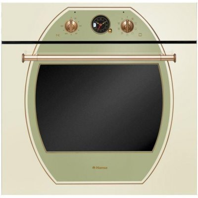 Электрический духовой шкаф Hansa BOEY68209 бежевый (BOEY68209) электрический духовой шкаф hansa boey68209