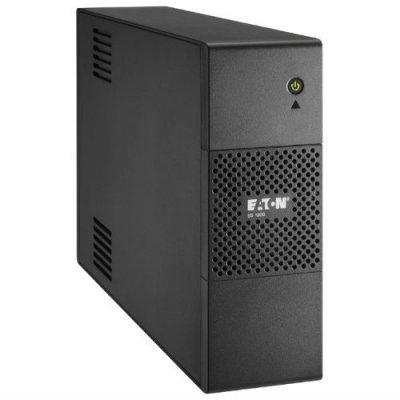 Источник бесперебойного питания Eaton Powerware 5S 5S1000i (5S1000I)Источники бесперебойного питания Eaton Powerware<br>интерактивный ИБП<br>    1-фазное входное напряжение<br>    выходная мощность 1000 ВА / 600 Вт<br>    2 мин работы при полной нагрузке<br>    14 мин работы при половинной нагрузке<br>    выходных разъемов: 8<br>    разъемов с питанием от батареи: 4<br>