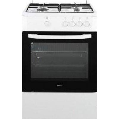 Газовая плита Beko CSG 42001 W белый (CSG 42001 W белый)
