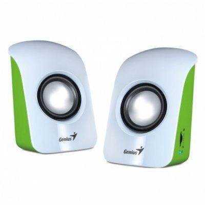 купить Компьютерная акустика Genius SP-U115 белый (31731006103) онлайн