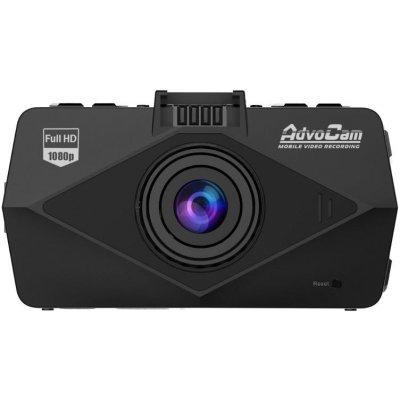Видеорегистратор AdvoCam FD BLACK (FD BLACK)Видеорегистраторы AdvoCam<br>2.7/ 170°/ Full HD 1920x1080/ G-sensor/ microSD<br>