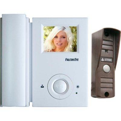 Видеодомофон Falcon Eye FE-35C + AVP-505U (FE-35C + AVP-505U) (FE-35C + AVP-505U)Видеодомофоны Falcon Eye<br>Видеодомофон Falcon Eye FE-35C + вызывная панель AVP-505U ndash; это простое и удобное в управление устройство, которое обладает самыми необходимыми функциями. Интерком. Видеодомофон оснащен одной проводной аудиотрубкой, но при желании можно подключить дополнительную, с помощью которой пользователь  ...<br>