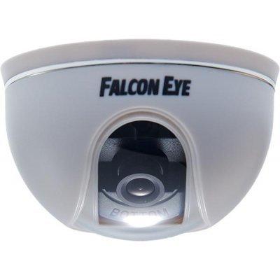 Камера видеонаблюдения Falcon Eye FE-D80C (FE-D80C)Камеры видеонаблюдения Eye<br>Купольная цветная видеокамера FE-D80C Falcon Eye матрица 1/3 HDIS 700твл, 0.8лк, объектив f=3,6мм, d=85мм.День-ночь.Автоматическая регулировка усиления.Автоматический баланс белого<br>