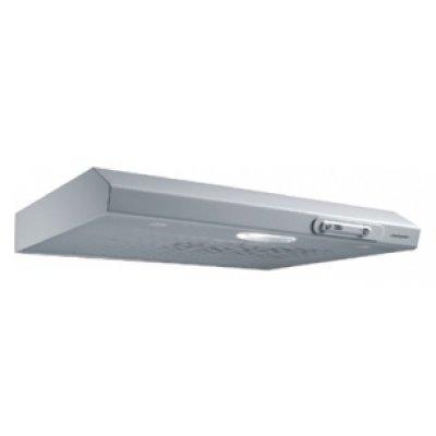 Вытяжка Jet air Senti F (50) SI (PRF0023748A)Вытяжки Jet air<br>Установкаподвесная<br>Размеры (ВхШхГ)8х50х47 см<br>Ширина встраивания50 см<br>Диаметр патрубка воздуховода120 мм<br>Материалкорпус: металл<br>Цветкорпус: серебристый<br>Потребляемая мощность140 Вт<br>Количество двигателей1<br>Функциональность, управление<br>Режимы работыотвод / циркуляция<br>Производительность290 куб.  ...<br>
