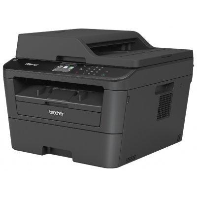 Монохромный лазерный МФУ Brother MFC-L2720DWR (MFCL2720DWR1) samsung sf 761p монохромный лазерный мфу печать копия факса сканирования